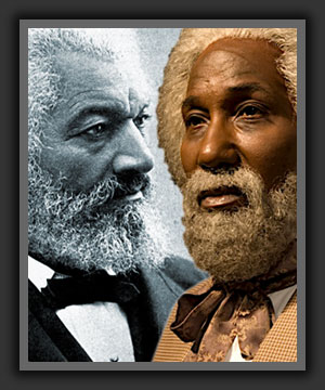 Mel Johnson Jr.���Frederick Douglassk Douglass